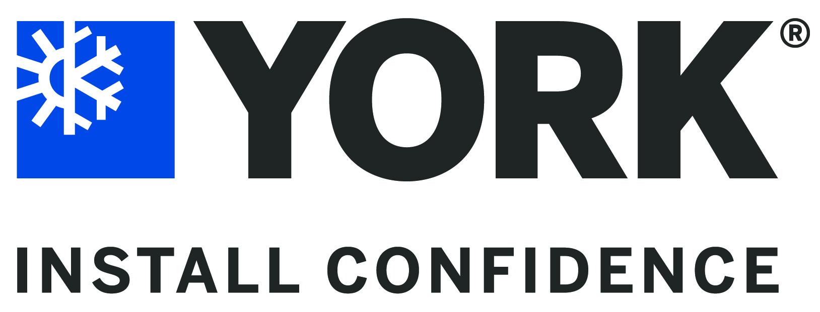 logo de la empresa york